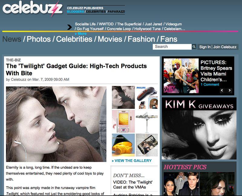 Celebuzz - Twilight - 03-09